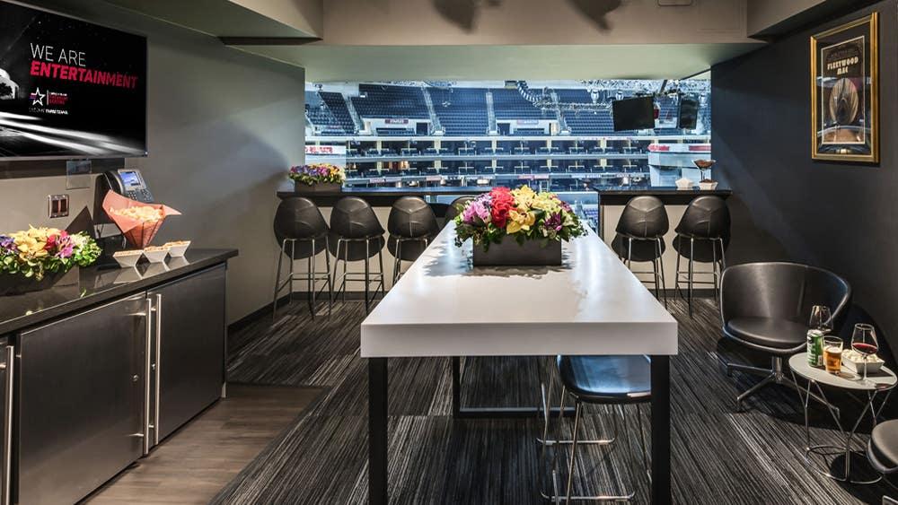 VIP Suite | Photo: STAPLES Center