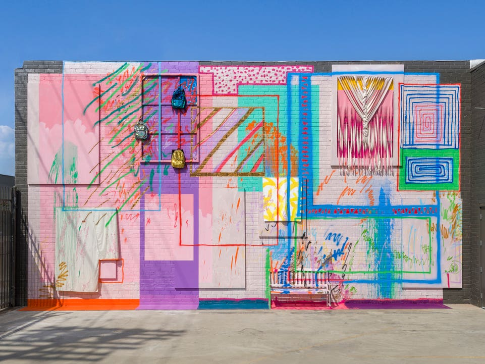 Main image for article titled The Top Ten Things to See at Frieze Los Angeles