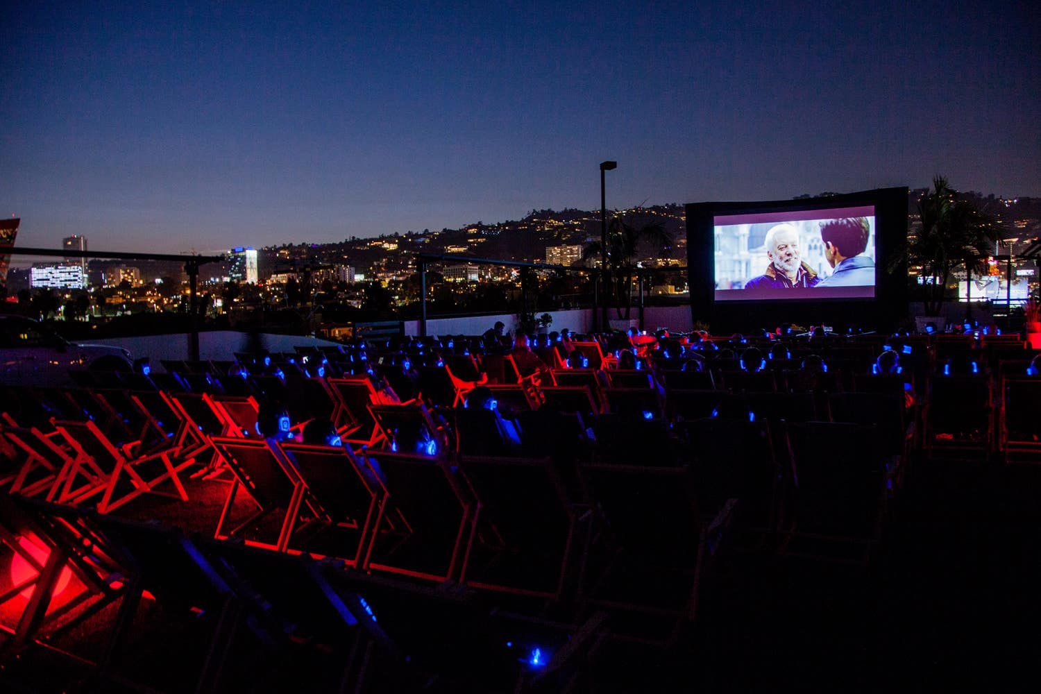 Photo courtesy of Melrose Rooftop Theatre