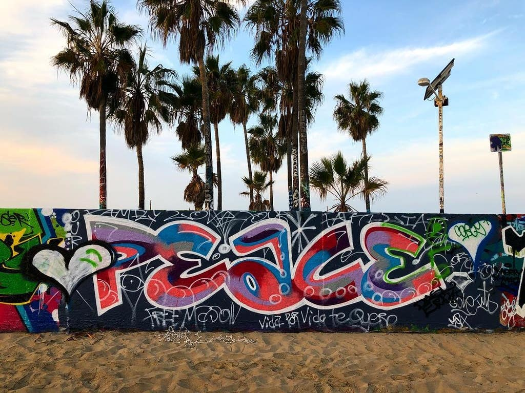 Venice Art Walls | Instagram by @venice_of_america