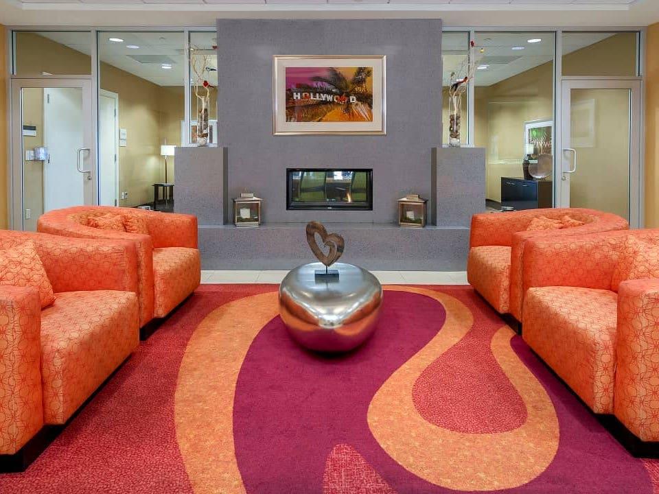 Photo courtesy of Hilton Garden Inn Los Angeles/Hollywood