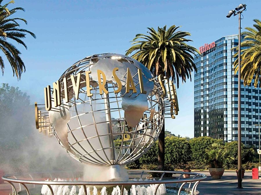 Main image for article titled The Magic Begins at Hilton Los Angeles Universal City