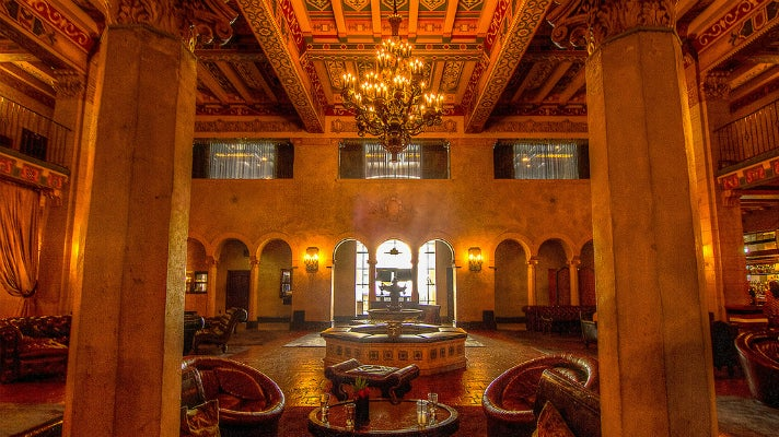 The Hollywood Roosevelt Hotel The Story Of An L A Icon