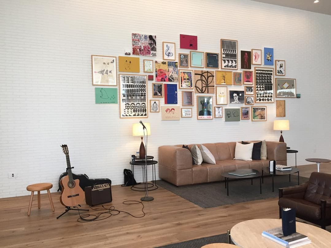 Main image for article titled Kimpton Everly Hollywood: A Chic Oasis in Tinseltown