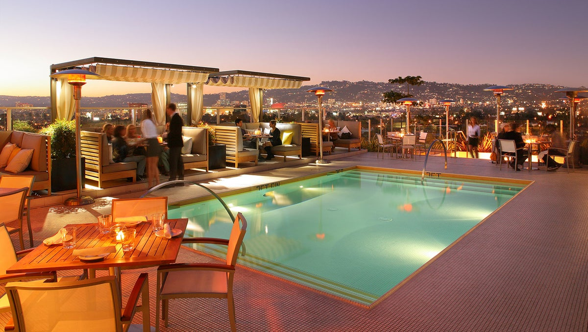 Raise The Roof At Kimpton Hotel Wilshire Discover Los