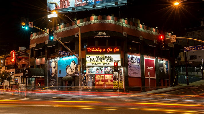 Whisky A Go Go 50th Anniversary Discover Los Angeles