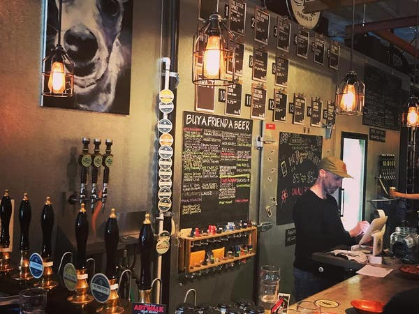 Main image for business titled MacLeod Ale Brewing Co.