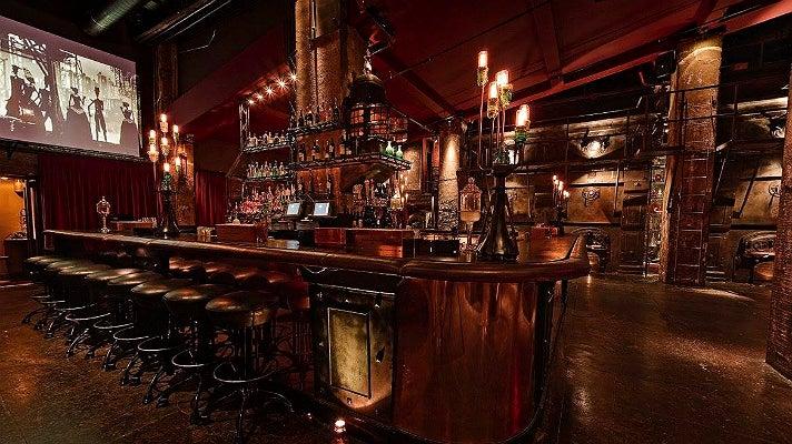Long room bar dress code