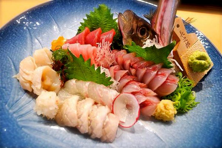 The best sushi restaurants on sushi row and beyond for Best sashimi fish