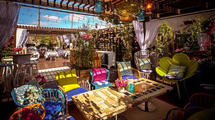 Where to enjoy easter sunday brunch in los angeles - Restaurant terrasse jardin grenoble mulhouse ...