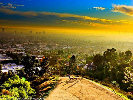 Main image for article titled Bem-vindo a Los Angeles / Atividades ao ar livre