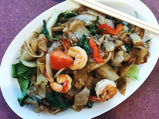 Main image for guide titled The Best Thai Restaurants in Los Angeles