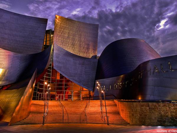 Main image for article titled Walt Disney Concert Hall