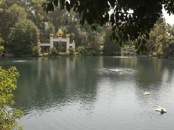 Self-Realization Fellowship Lake Shrine Temple