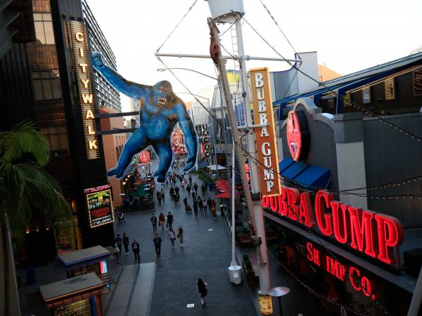 Universal Citywalk®Hollywood