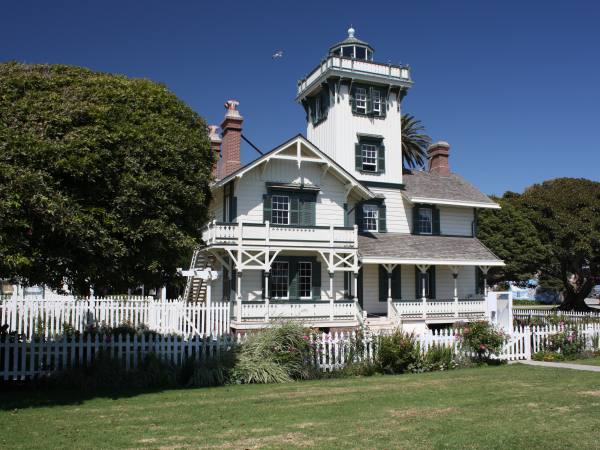 Point Fermin Lighthouse in San Pedro