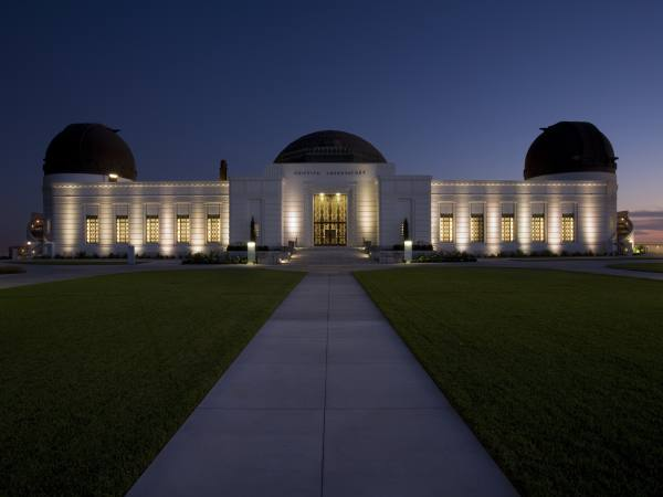 Griffith Observatory   Photo: Justin Donais, © Friends Of The Observatory