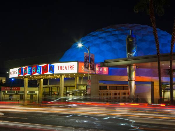 ArcLight Cinerama Dome Hollywood
