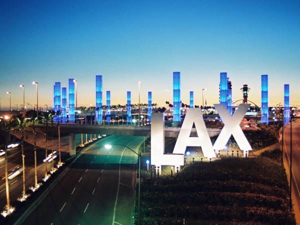 LAX - JP