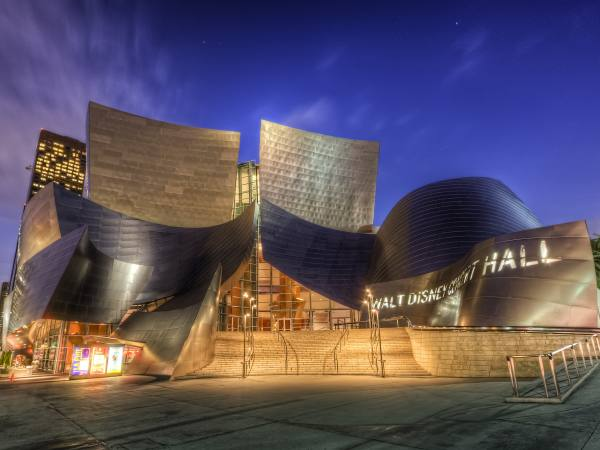 Walt Disney Concert Hall | Photo: Candice Montgomery, Flickr