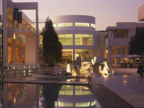 Le Getty Center