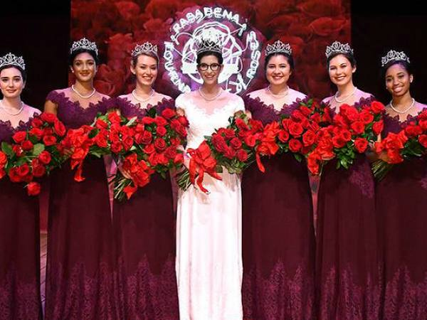 Rose Parade 2019 Royal Court