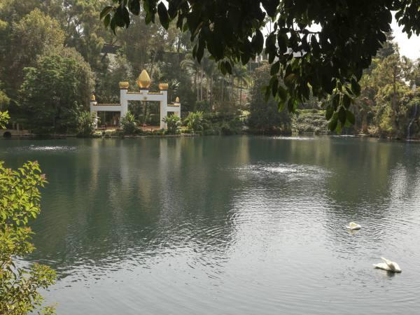 Self Realization Fellowship Lake Shrine