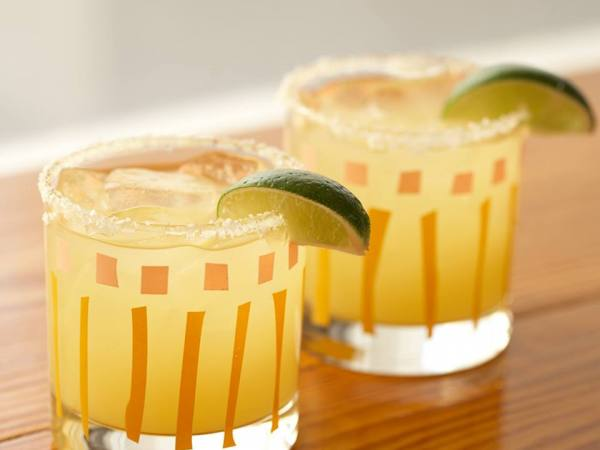 Margaritas at Border Grill Downtown LA
