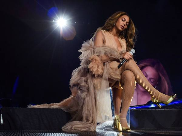 Beyoncé OTR II at Rose Bowl Stadium on Sept. 22, 2018