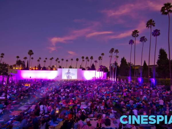 """Purple Rain"" courtesy of Kelly Lee Barrett/Cinespia"