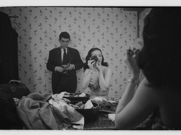 """Stanley Kubrick """"Rosemary Williams: Showgirl"""" (1949) at Skirball Cultural Center"""
