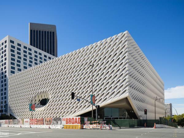 Main image for article titled 72 Horas em Los Angeles: Itinerário de Arte e Cultura