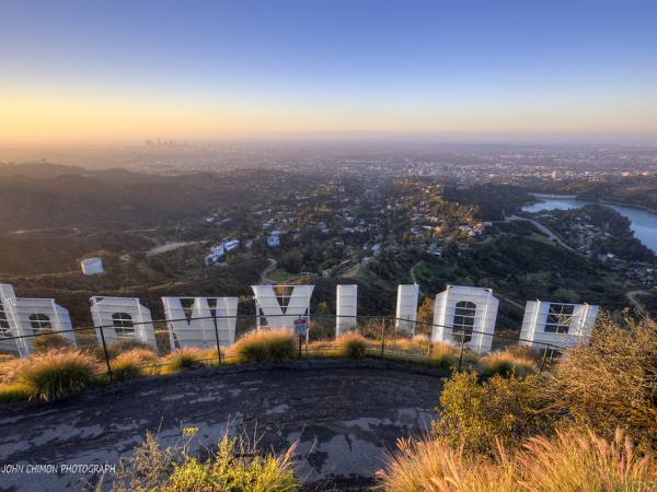 Main image for article titled Los Angeles Para Toda a Família / Hollywood
