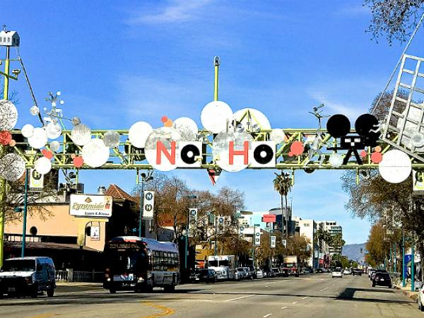 Main image for article titled The Ultimate Tour of the NoHo Arts District