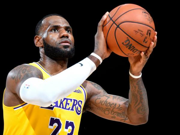 Main image for article titled The Guide to LeBron James' Los Angeles