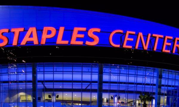 Main image for event titled Los Angeles Lakers vs LA Clippers