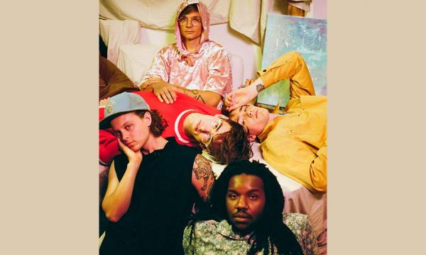 Main image for event titled Hippo Campus