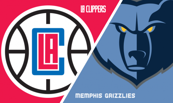 Main image for event titled LA Clippers vs Memphis Grizzlies