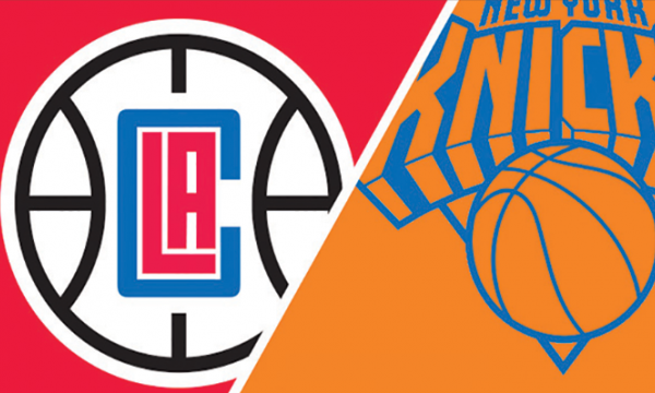 Main image for event titled LA Clippers vs New York Knicks
