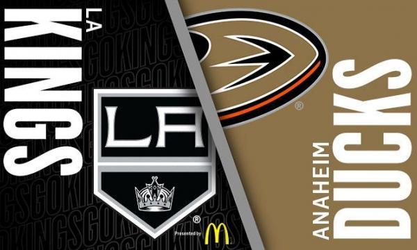 Main image for event titled LA Kings vs Anaheim Ducks