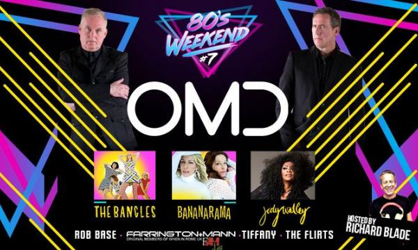 Main image for event titled 80's Weekend #9