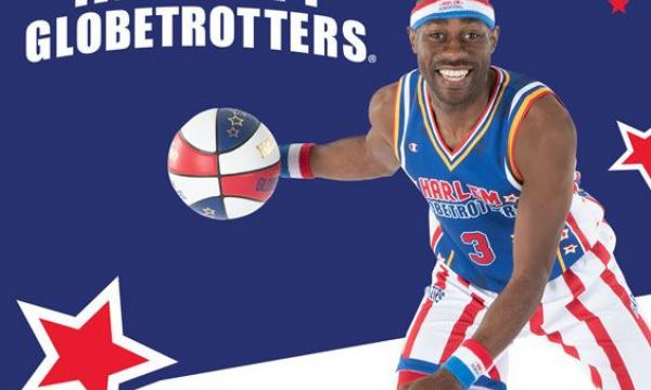 Main image for event titled Harlem Globetrotters- MAGIC PASS PRE-SHOW EVENT