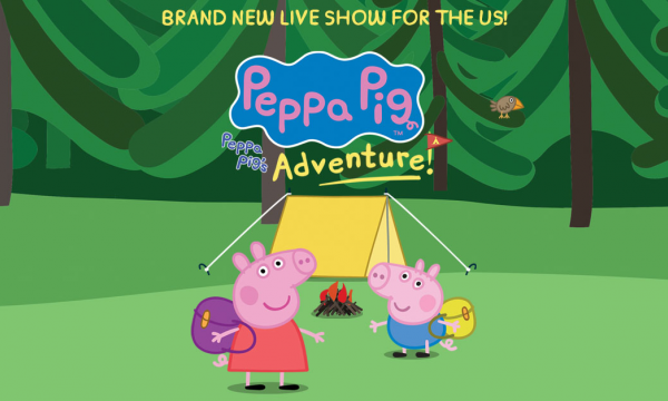 Main image for event titled Peppa Pig Live!
