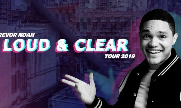 Main image for event titled Trevor Noah