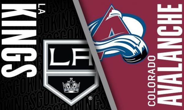 Main image for event titled LA Kings vs  Colorado Avalanche