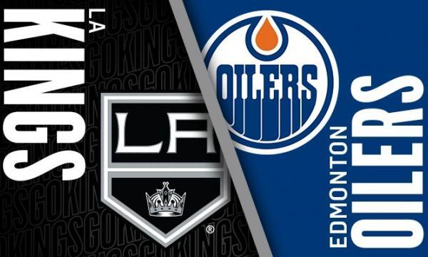 Main image for event titled LA Kings vs Edmonton Oilers
