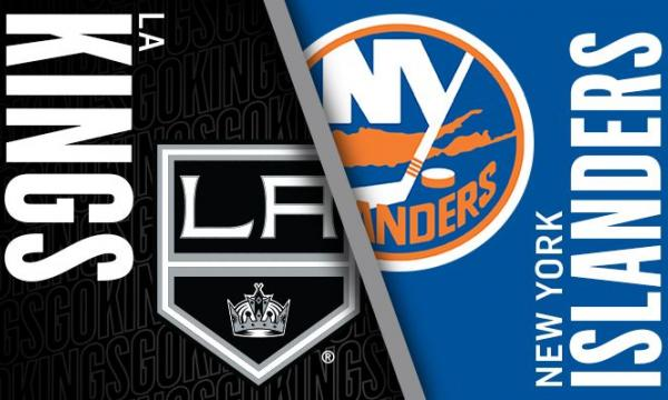 Main image for event titled LA Kings vs New York Islanders