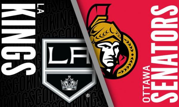 Main image for event titled LA Kings vs Ottawa Senators