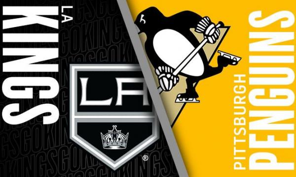 Main image for event titled LA Kings vs Pittsburgh Penguins