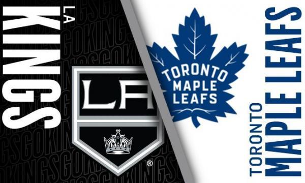 Main image for event titled LA Kings vs Toronto Maple Leafs